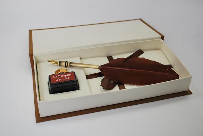 Подарочный каллиграфический набор (Ф21-145) (Феникс-Презент)