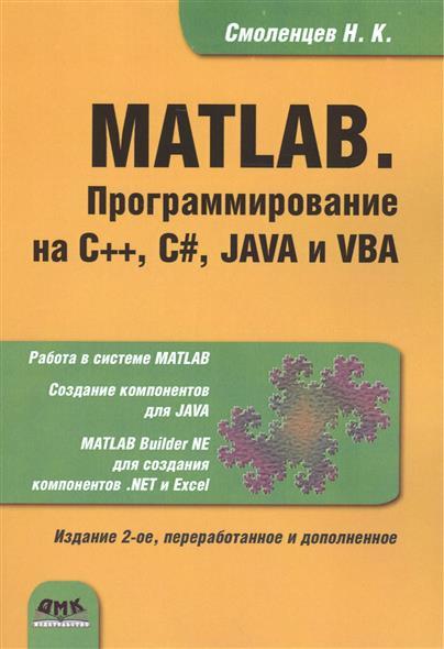 Смоленцев Н. MATLAB. Программирование на C++, C#, Java и VBA. Второе издание, дополненное и переработанное color image watermarking using matlab
