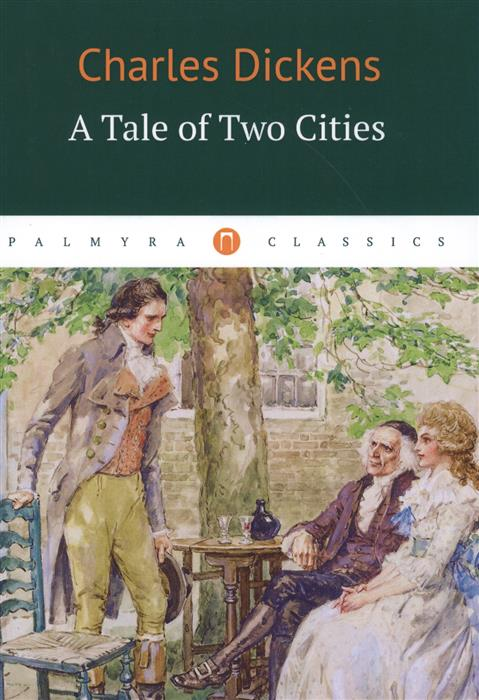 Dickens C. A Tale of Two Cities rdr cd [young adult] a tale of two cities