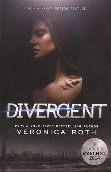 Roth V. Divergent Movie Tie-in Edition roth veronica divergent 3 allegiant film tie in
