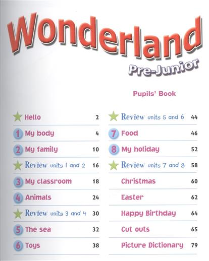 Скачать wonderland junior a.