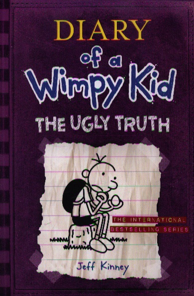 Kinney J. Diary of a Wimpy Kid: The Ugly Truth diary of a wimpy kid dog days