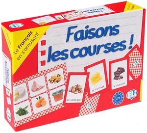 Games: [A1-A2]: Faisons Les Courses! games chi e a2