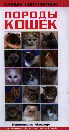 Самые популярные породы кошек книги эксмо самые популярные породы собак