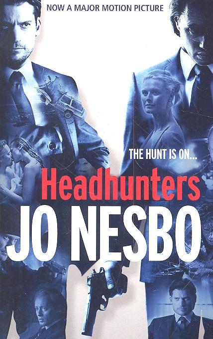 Nesbo J. Headhunters ISBN: 9780099566052 nesbo j the thirst