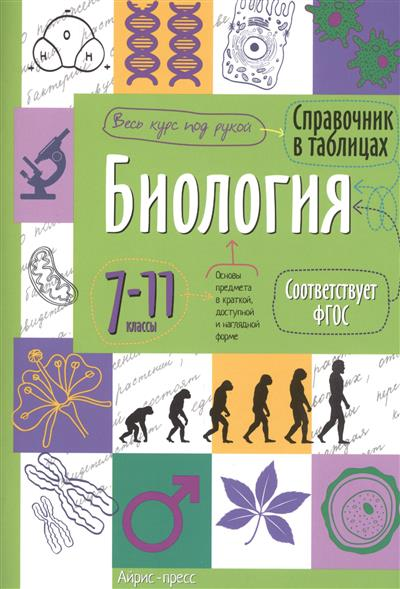 Биология. 7-11 классы