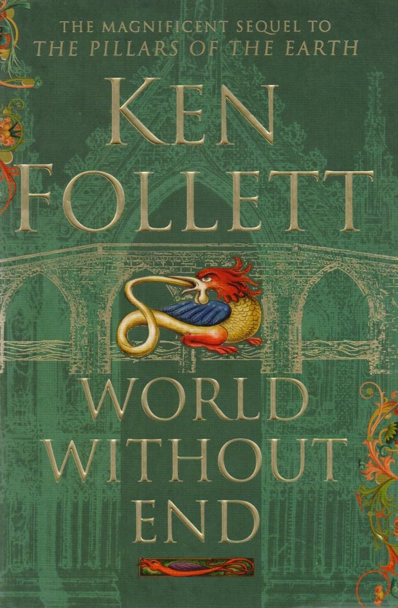 Follett K. World Without End часы high end world