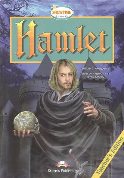Shakespeare W. Hamlet. Teacher's Edition. Книгя для учителя manga shakespeare hamlet