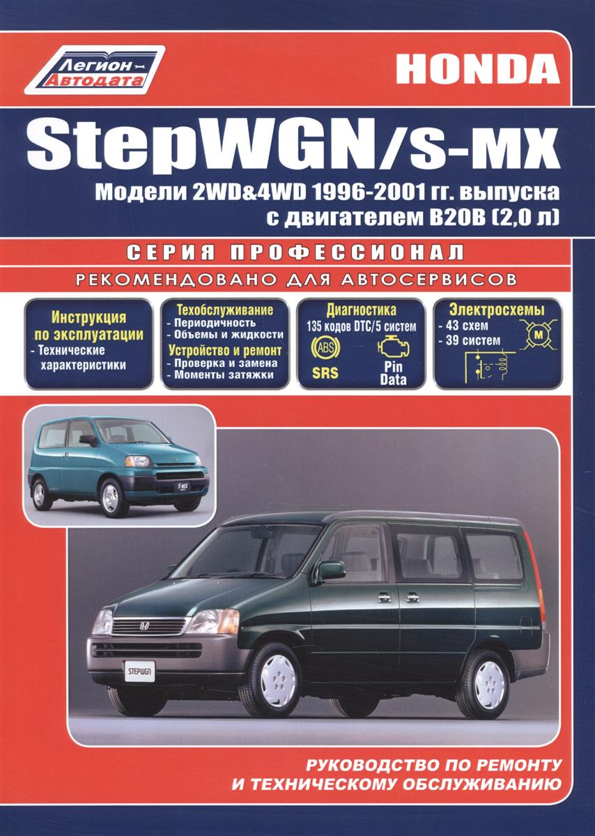 Honda Step WGN S-MX 2WD&4WD с 1996-2001гг. нарды сенеж парусник дуб wgn par