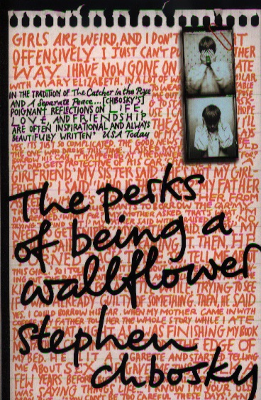 Chbosky S. The Perks Of Being A Wallflower ISBN: 9781847394071 the wallflower 28