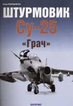 Штурмовик Су-25 Грач