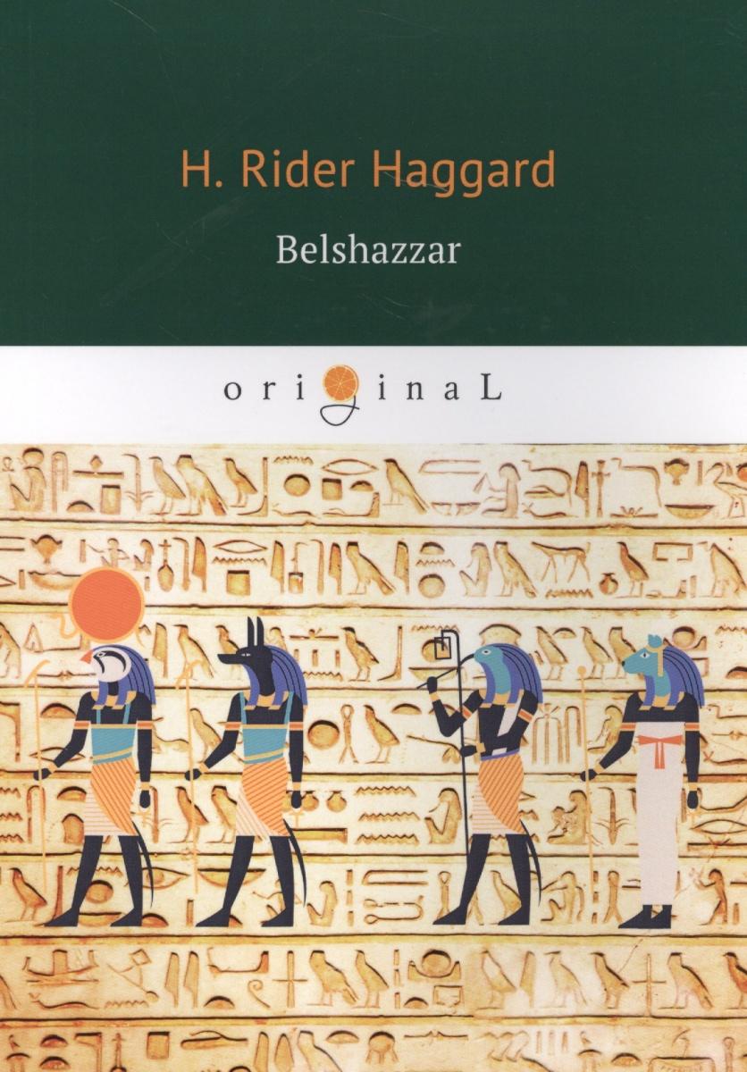 Haggard H. Belshazzar haggard h beatrice