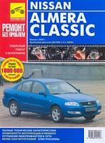 Nissan Almera Classic в фото.
