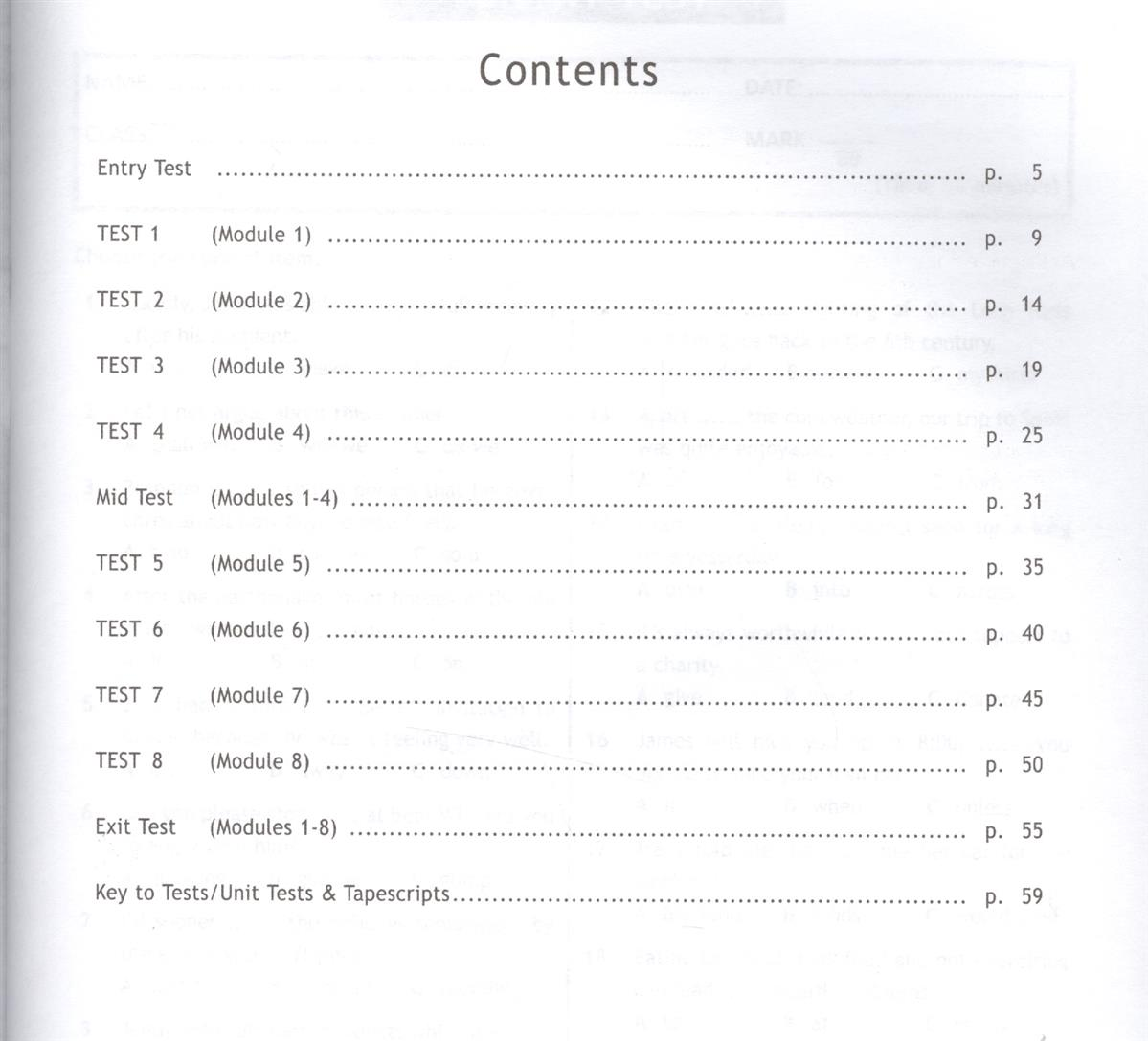 Английский язык spotlight test booklet Контрольные задания  Английский язык spotlight test booklet Контрольные задания 10 класс Базовый уровень Афанасьева О Дули Дж Михеева И Эванс В купить книгу с