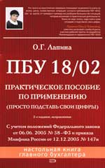 ПБУ 18/02 Практич. пособие по применению