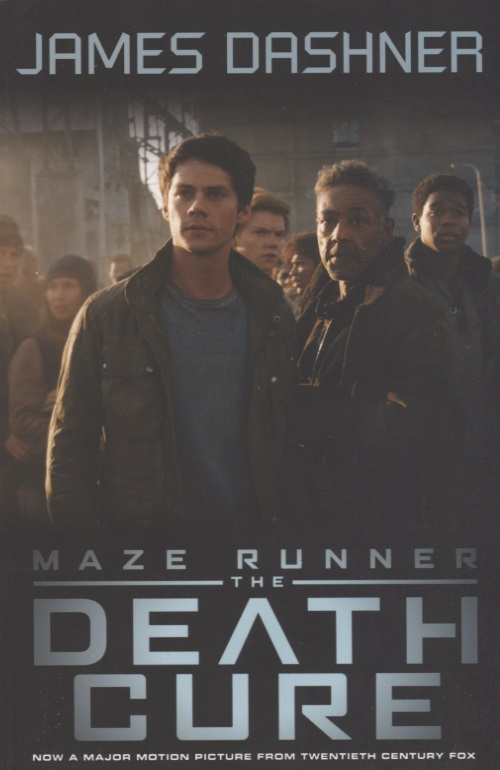 Dashner J. Maze Runner 3. The Death Cure may n seoul