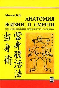 Момот В. Анатомия жизни и смерти Жизненно важные точки на теле человека