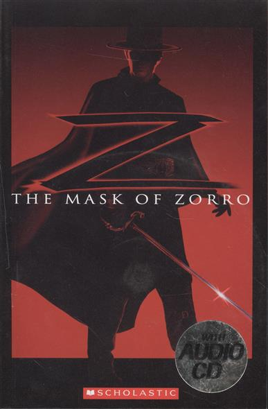 Eskow J., Elliot T., Rossio T. The Mask of Zorro. Level 2 (+СD) свитшот versus versace versus versace ve027ewzic95