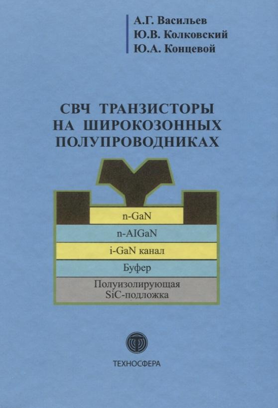 СВЧ транзисторы на широкозонных полупроводниках