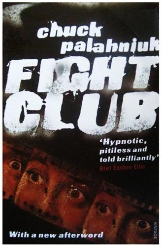 Palahniuk C. Fight Club майка классическая printio fight club