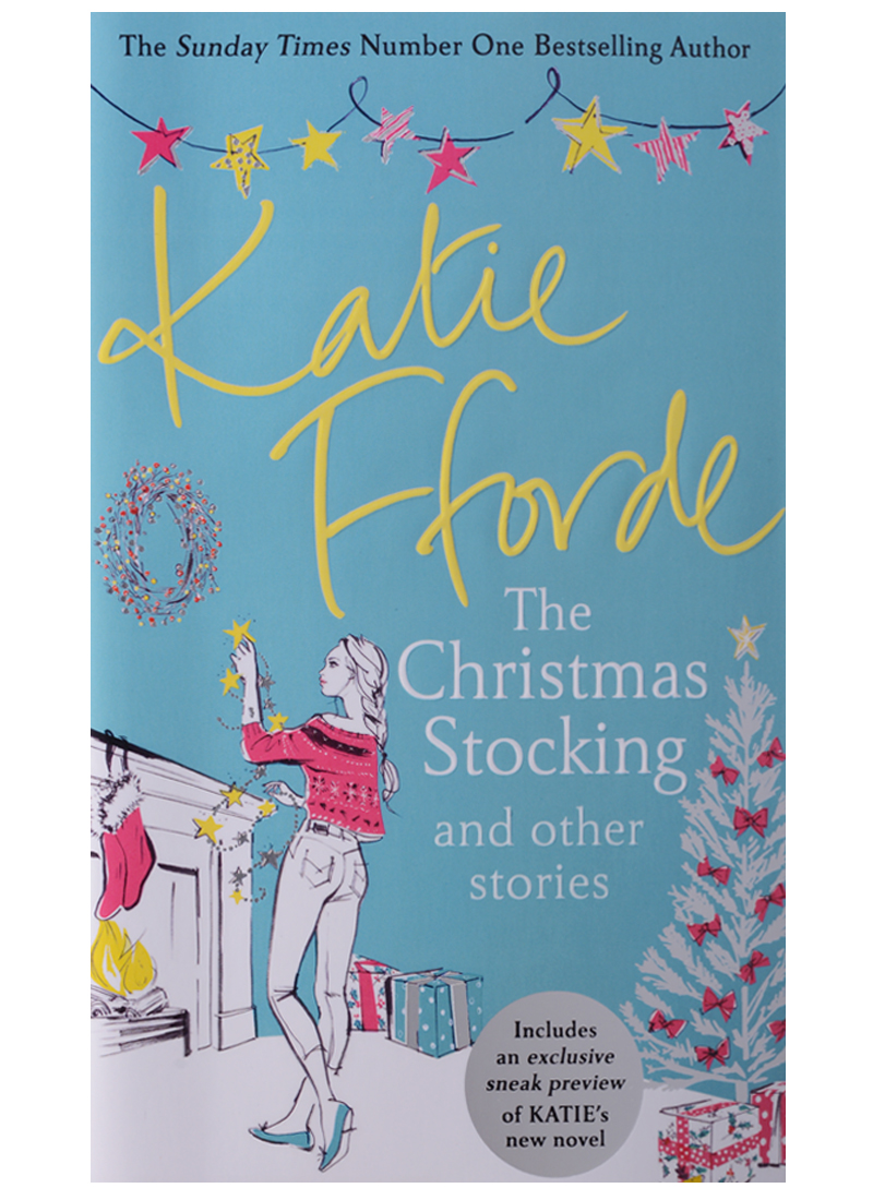 Fforde K. The Christmas Stocking and Other Stories кольцо other r117 antiallergicnew 18 k platedring