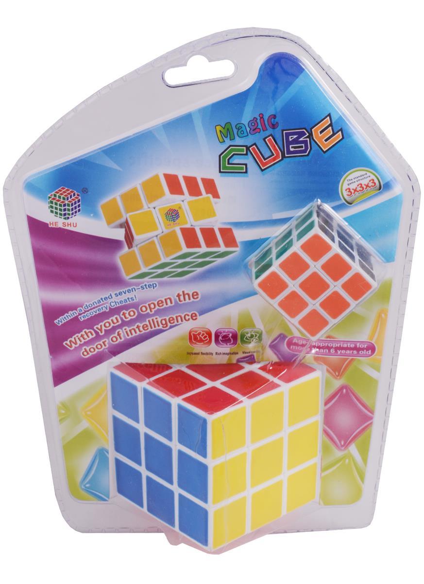 Головоломка Кубики (набор из 2-х шт) (блистер)