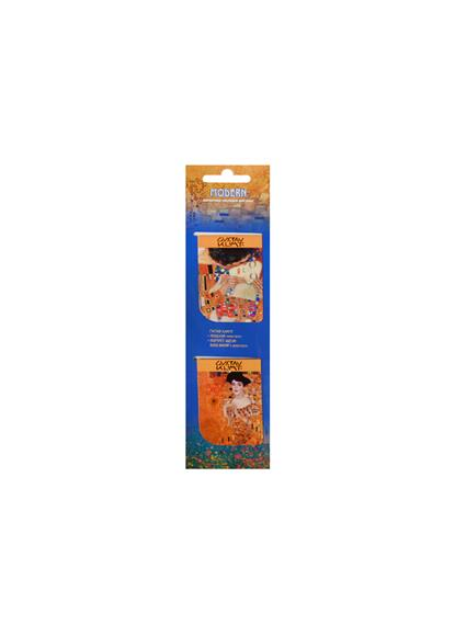 Магнитные закладки Модерн (Густав Климт) (МЗ2015-043)