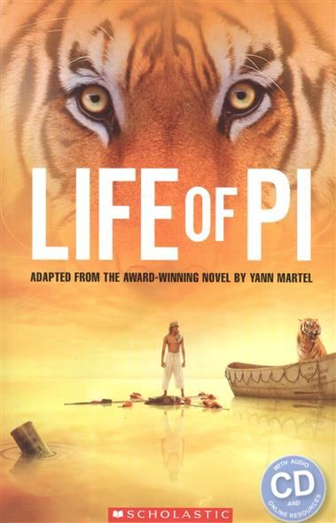 Martel Y. Life of Pi. Level 3 (+CD) martel yann rdr cd [lv 3] life of pi