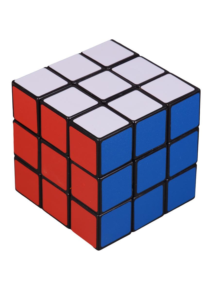 Головоломка Кубик Гигант черный (10х10см) (коробка)