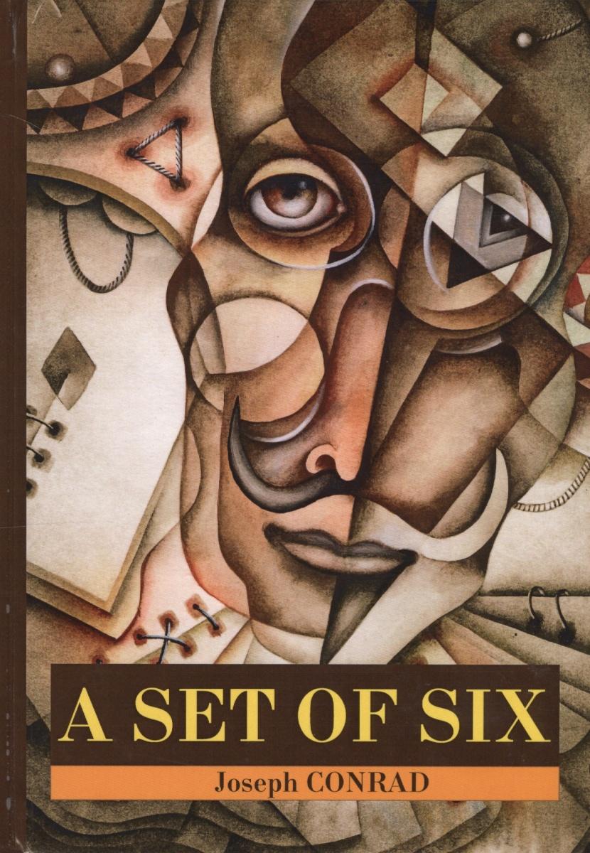 Conrad J. A Set of Six. Книга на английском языке торшер markslojd conrad 106324