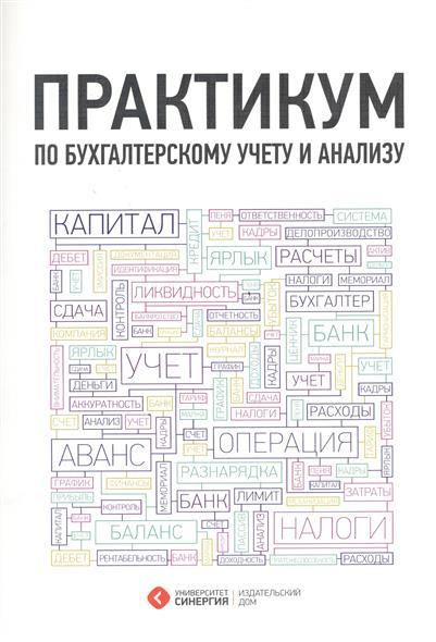 Практикум по бухгалтерскому учету и анализу. 2-е издание, переработанное и дополненное