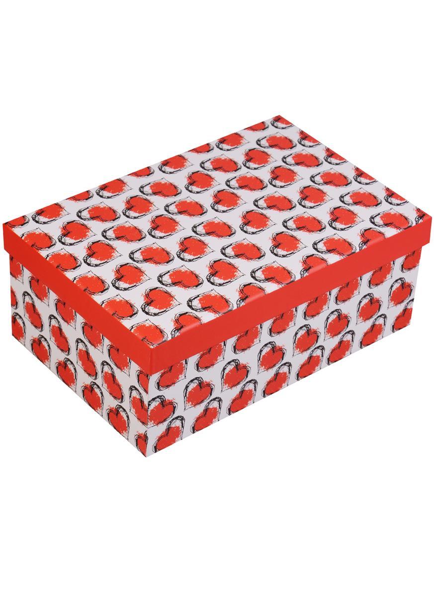 "Коробка подарочная ""Hearts"", 19*12.5*8см"