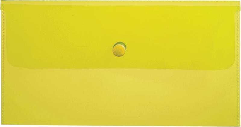 Папка-конверт С6 на кнопке