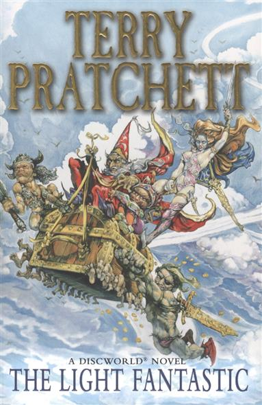 Pratchett T. The Light Fantastic pratchett t dragons at crumbling castle and other stories