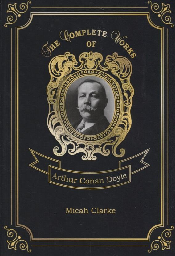 Doyle A. Micah Clarke