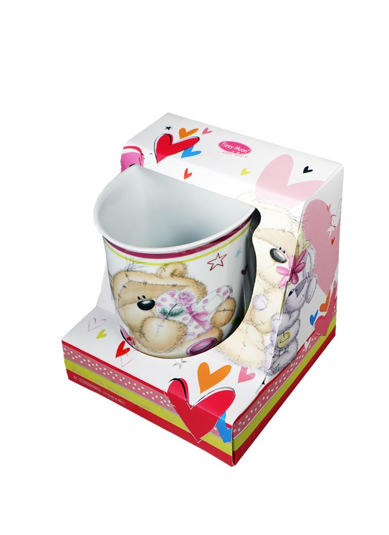 Кружка керамическая Fuzzy Moon (Любимой дочке) (0633.369) (в подароч.упаковке) (Артицентр)