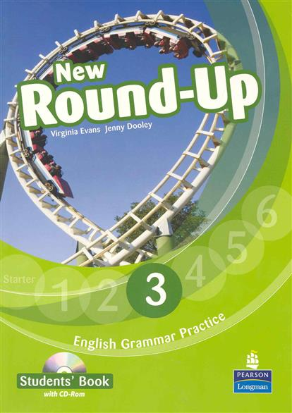 Evans V., Dooley J., Kondrasheva I. Round-Up New English Grammar Practice 3 SBk