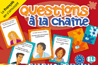 Games: [A2-B1]: Questions a la Chaine games voyage en france a2 b1