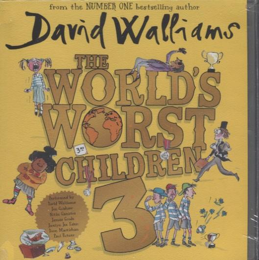 WalliamsD. CD The world's worst children 3