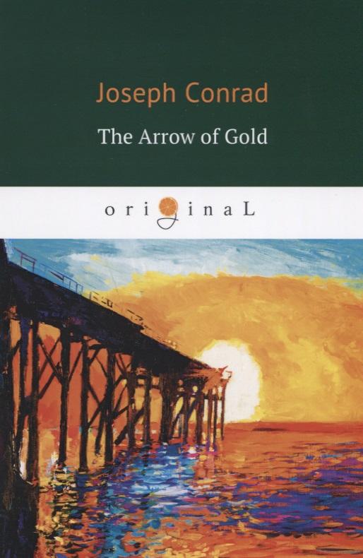 Conrad J. The Arrow of Gold торшер markslojd conrad 106324