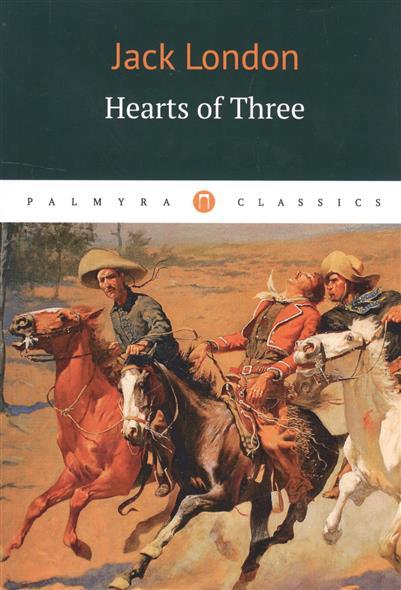 London J. Hearts of Three london j london call of the wild