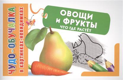Гайдель Е. (ред.) Овощи и фрукты гайдель е ред формы и фигуры