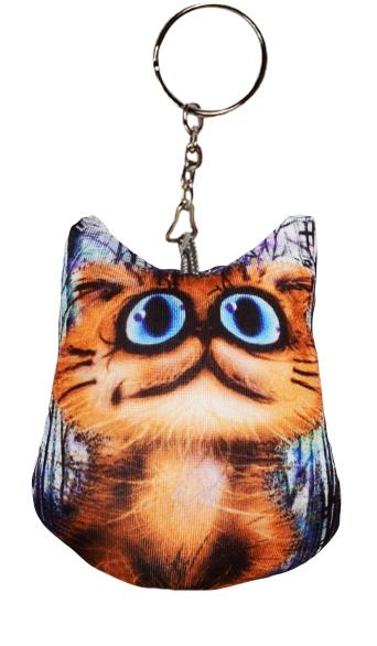 "Брелок-антистресс ""Cats in the City: В своем городе"", 8 см"