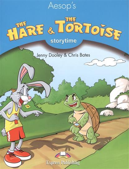 Aesop's The Hare & The Tortoise. Pupil's Book. Учебник rhinestone tortoise bag charm