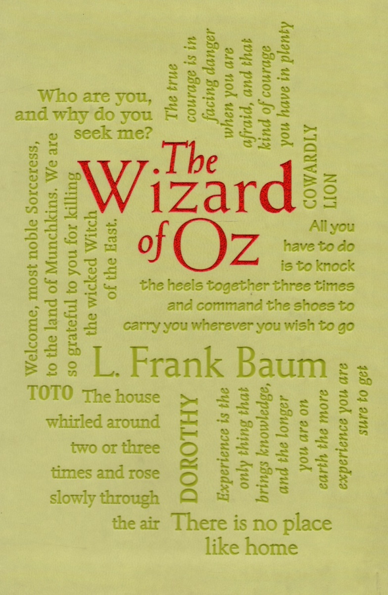 Baum L. The Wizard of Oz l frank baum wizard of oz
