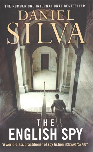 Silva D. The English Spy the librarian and the spy