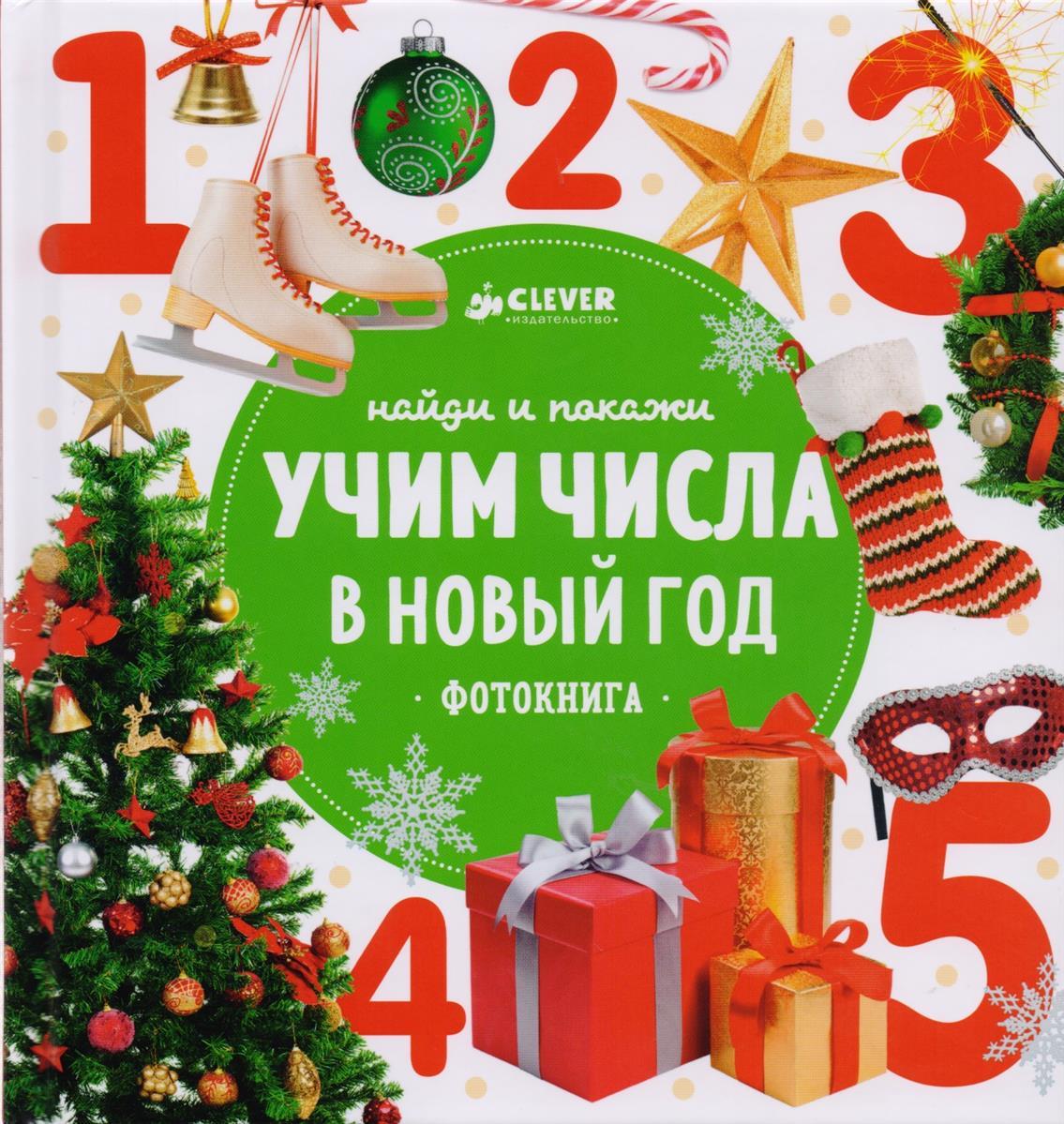 Сотникова А. Найди и покажи. Учим числа в Новый год. Фотокнига ISBN: 9785001151418 герасименко а найди и покажи малыш в парке