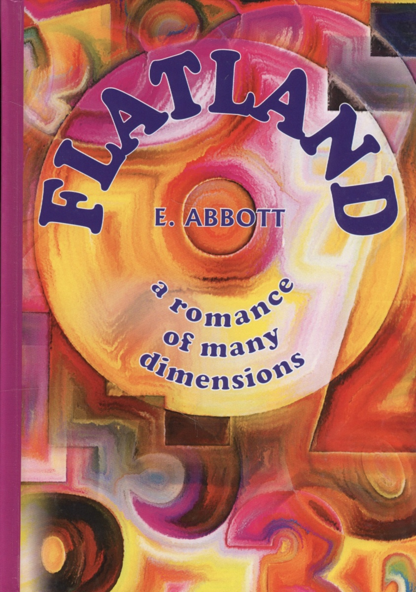 Flatland - a romance of many dimensions. Книга на английском языке