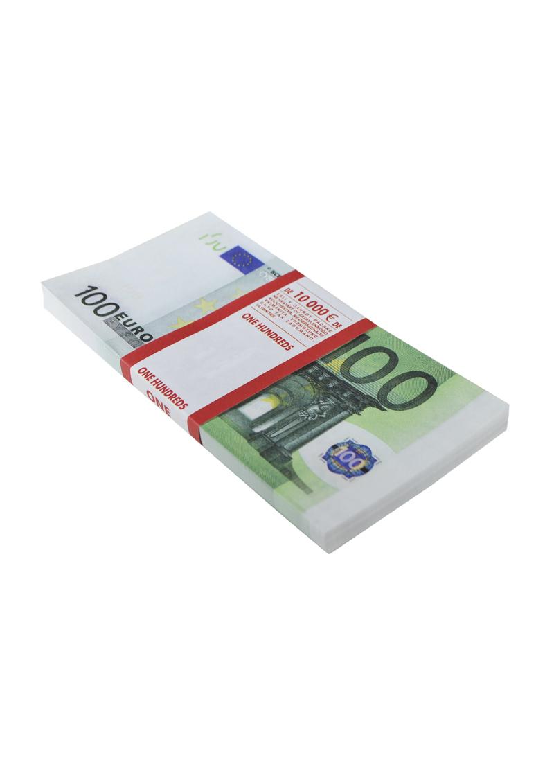 Сувенирные банкноты 100 евро