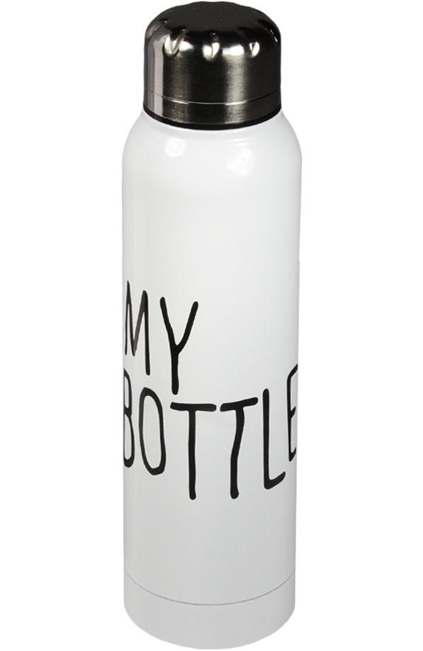 Термос My Bottle белый, 280 мл